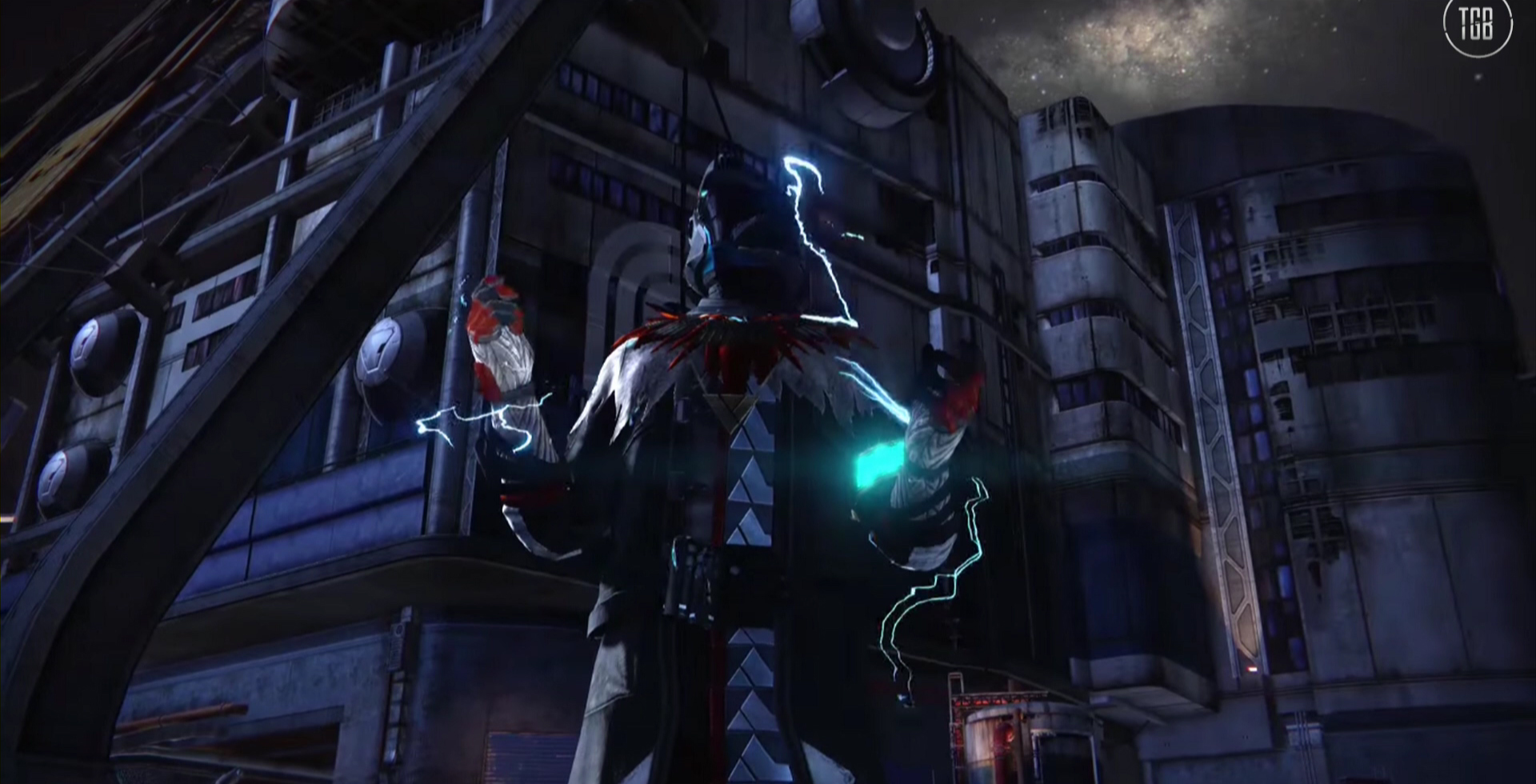 Warlock The Stormcaller Emperor